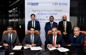 JS Bank & Al Ansari